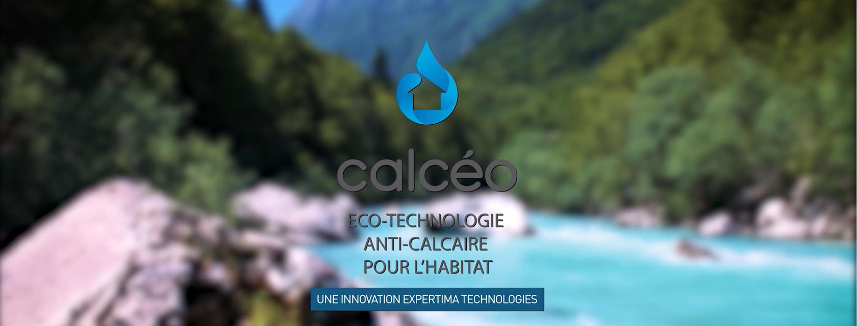 Boutique Anticalcaire Calcéo et son filtre